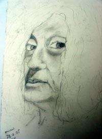 barbara-gorayska-self-portrait